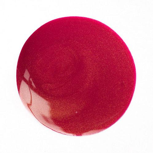 Gel Lacquer Bordeaux et Marron - CHERRY BOMB, 15 ml