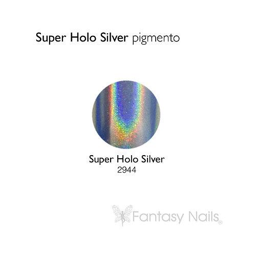 Pigments Super Holo Silver, 1 gr