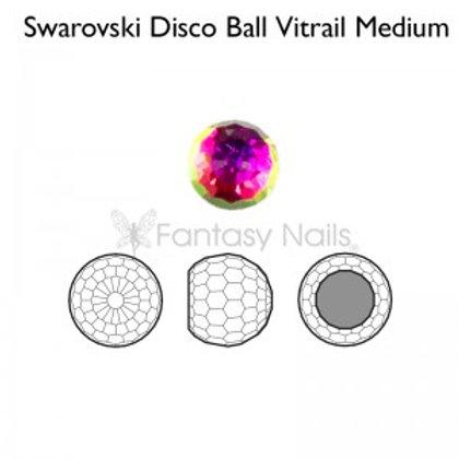 Swarovski Disco Ball Vitrail Medium