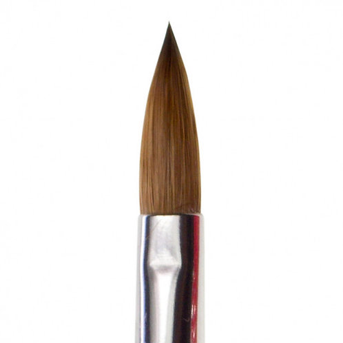 Brush for acrylic, PRO RED #10