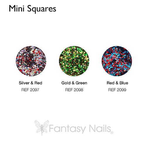 Paillettes Mini-Squares