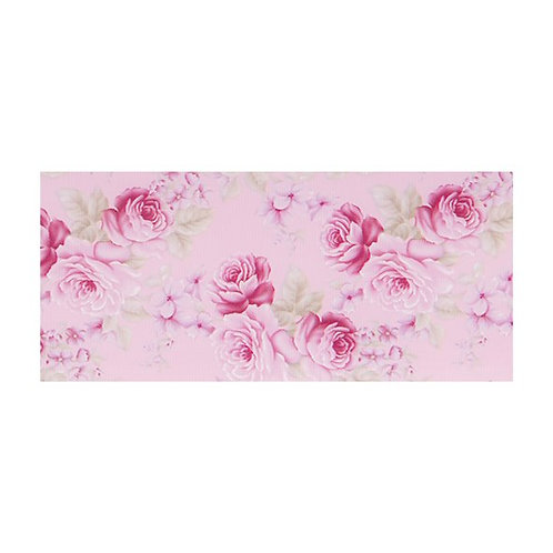 Foil Floral - VINTAGE ROSE