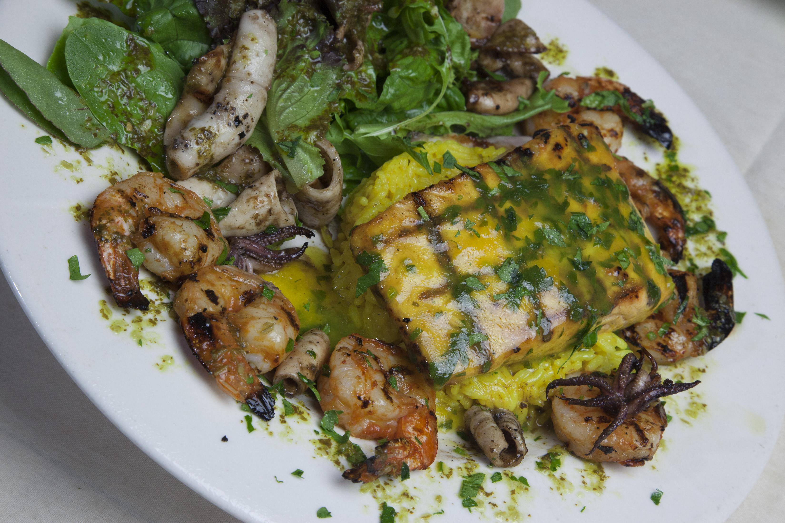 Seafood Opa