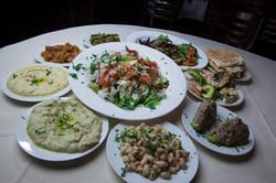 Lebanese Mezza