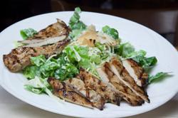 Caeser Salad w/ Grilled Chicken