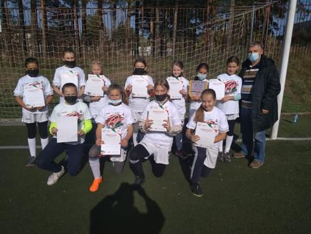 «Локобол-РЖД-2020» соревнования по футболу среди девушек 2008-2010 г.р.
