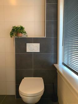 Badkamer - wc