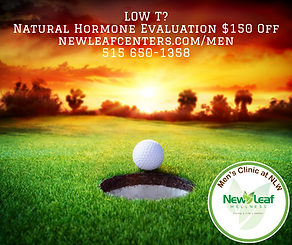 LOW T_ Natural Hormone Evaluation $150 O