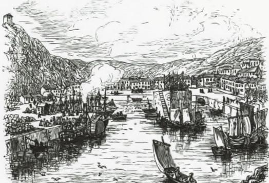 3. Tarbert in 1859 (from Bede)