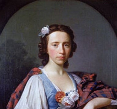 13. Flora MacDonald by Ramsay