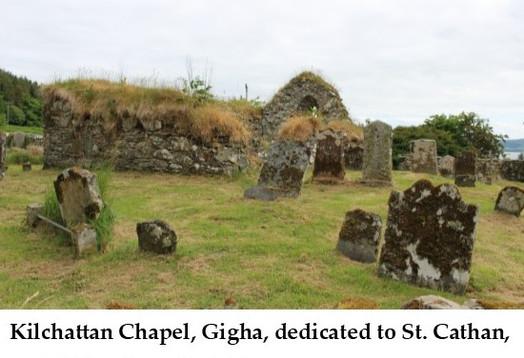 12. Kilchattan Chapel, Gigha