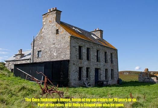 10. The Cara Tacksman's House, 1733