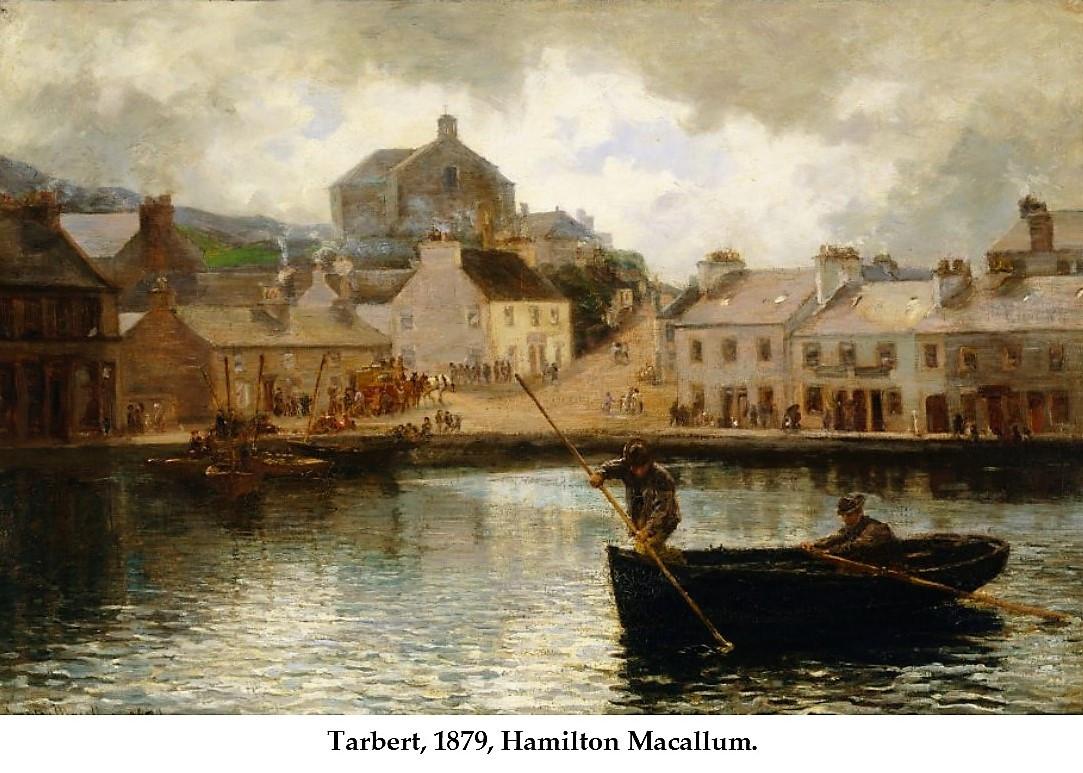 24. Tarbert 1879, Hamilton Mcallum