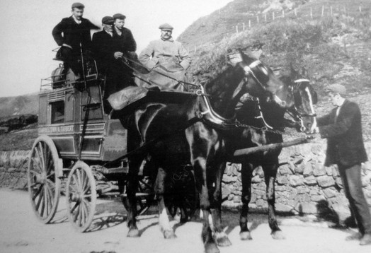 19. Stagecoach, Tarbert to Campbeltown