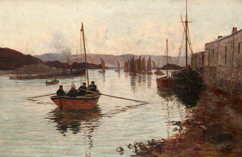 30. Andrew Black (1850–1916)