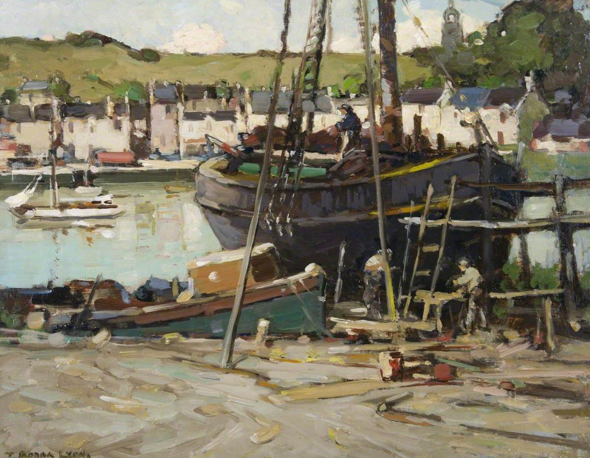 31. Thomas Bonar Lyon (1873–1955)