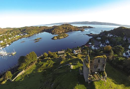 2. Tarbert Castle