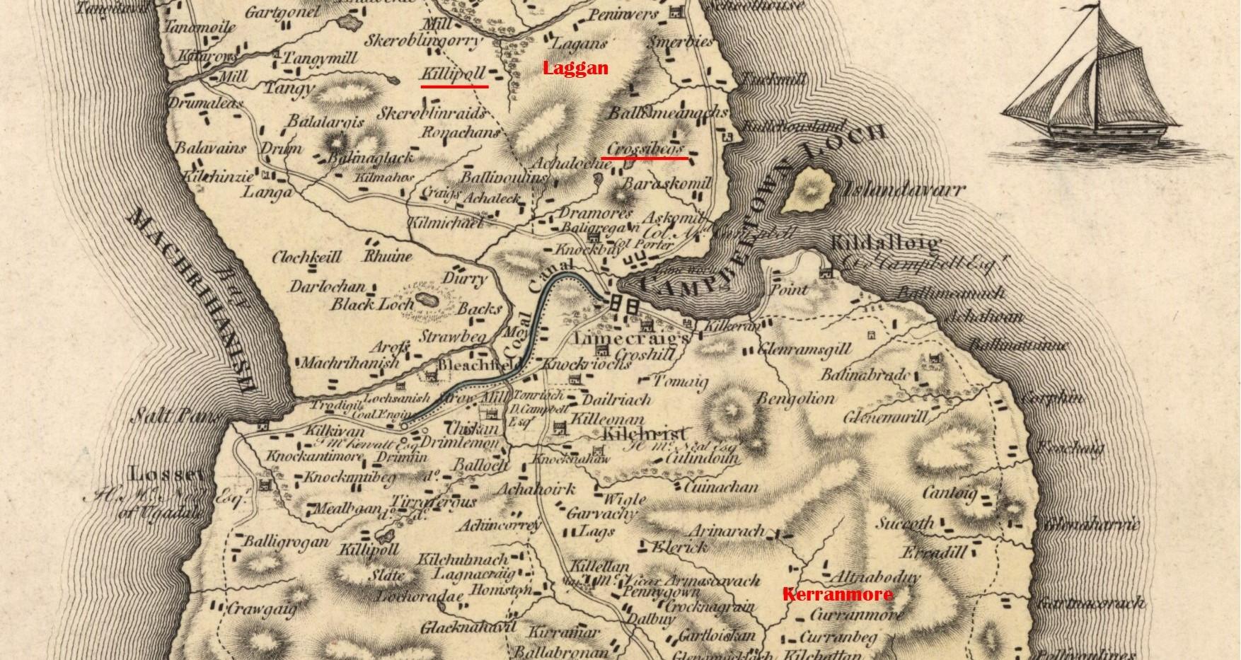 17. Marquis Landholdings
