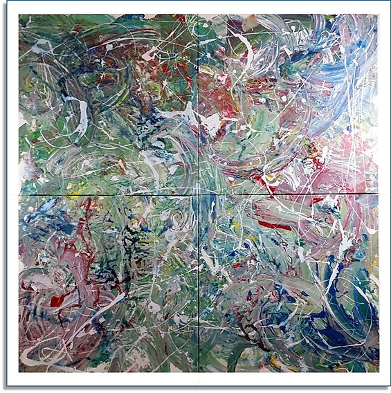 """Andros"" by Stephen Elliott Webb - 2015"