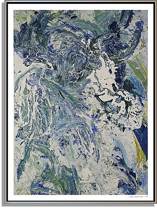 """Oceanography I"" by Stephen Elliott Webb - www.StephenElliottWebb.com"