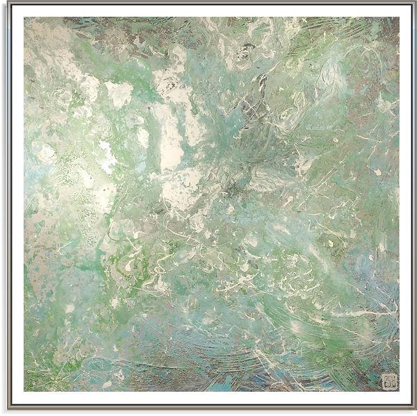 """Saline"" by Stephen Elliott Webb - 2016"