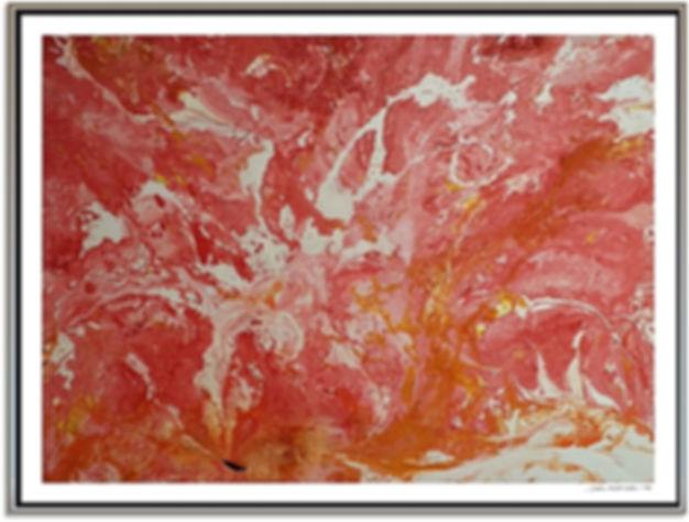 """""""Molten Massque"""" by Stephen Elliott Webb"""