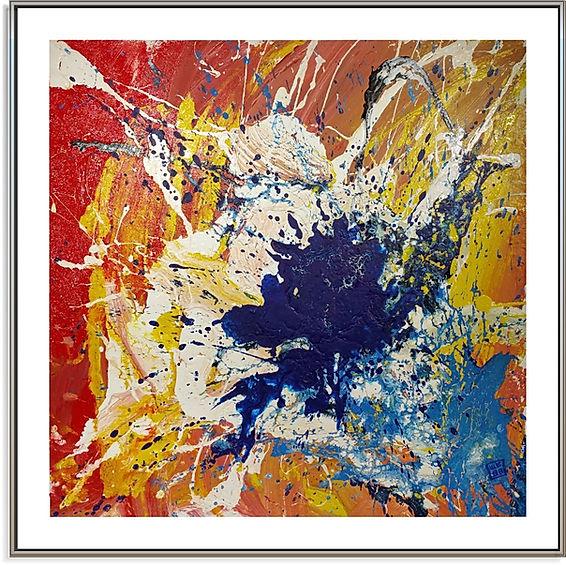 """Marvel"" by Stephen Elliott Webb - 2016"