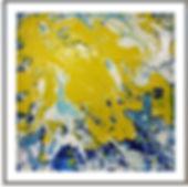 """Stephen Elliott Webb painting """"La Violette"""" - www.StephenElliottWebb.com"""