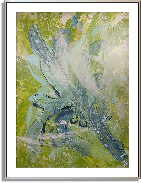 """New Growth"" by Stephen Elliott Webb"