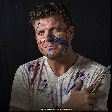 Jack Alterman Portrait of Stephen Elliot