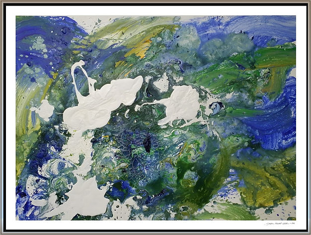 """Cloud Currents by Stephen Elliott Webb"