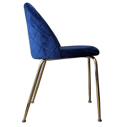 Nordland Chair Blue