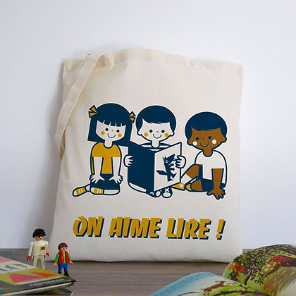 Grand Sac - On aime lire ! (version4)