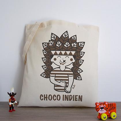 Grand Sac - Choco Indien 1