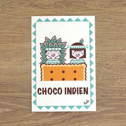 CARTE CHOCO INDIEN 3