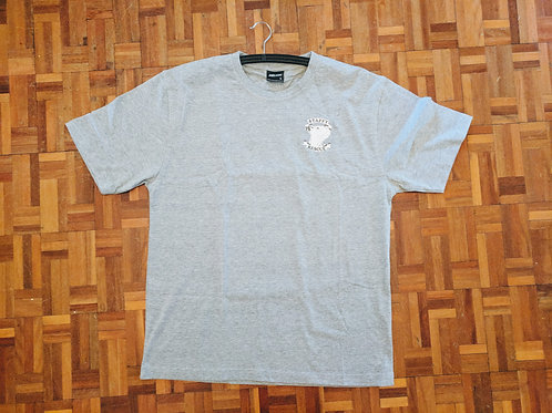 Staffy Rescue T Shirt - XXXL GREY