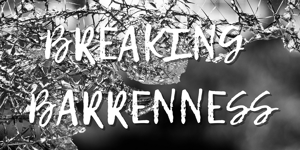 CHINESE: BREAKING BARRENNESS