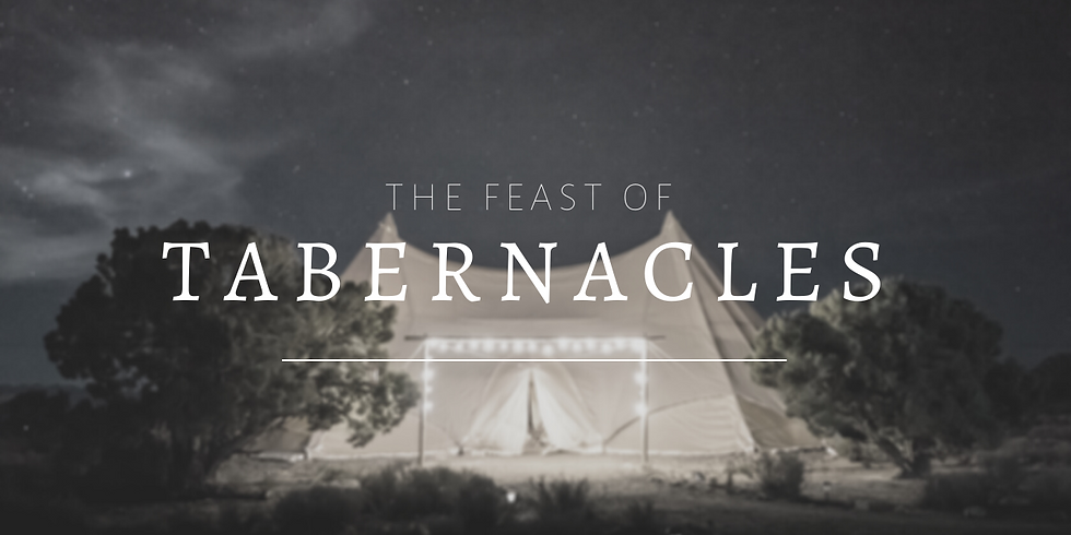CHINESE: THE FEAST OF TABERNACLES