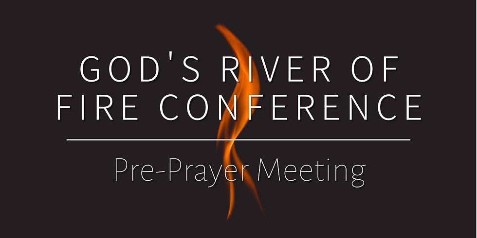 GROF Conference Pre-Prayer Meeting 1