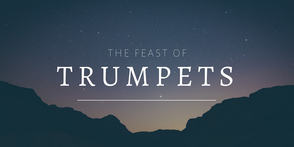 ENGLISH & JAPANESE: THE FEAST OF TRUMPETS