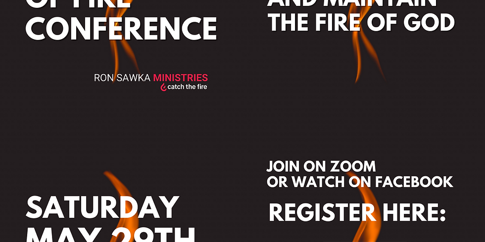God's River of Fire Conference