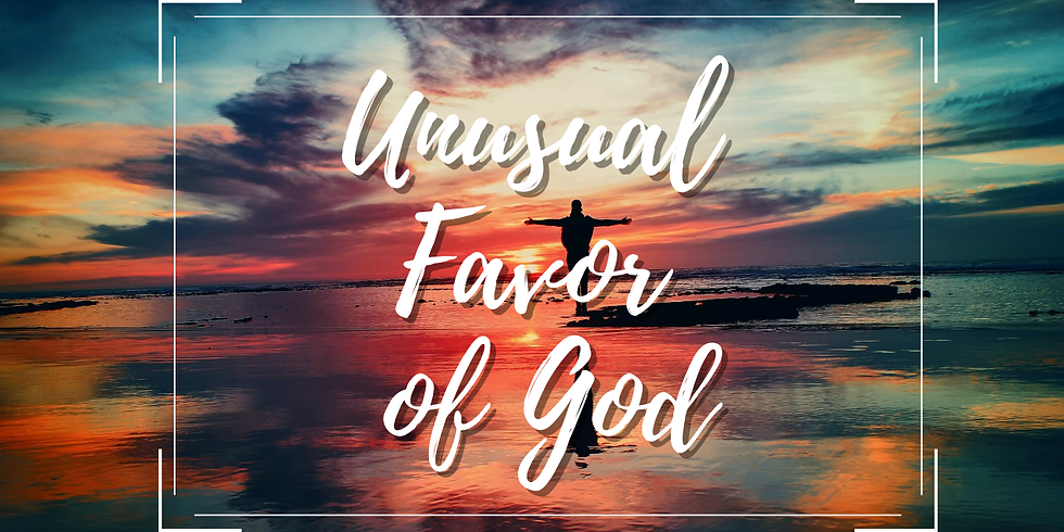 CHINESE: Unusual Favor of God
