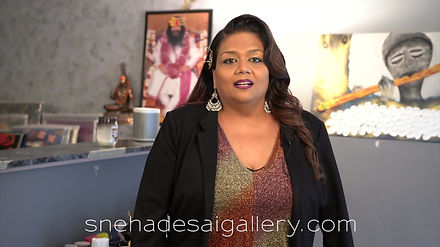 A visualization to name - Sneha Desai Creations