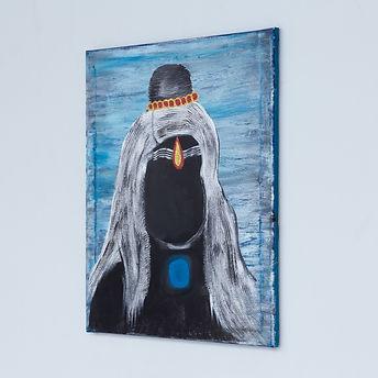Vibhuti painting