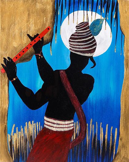 Mukunda painting