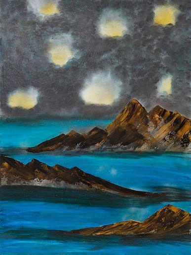 Mansarovar painting