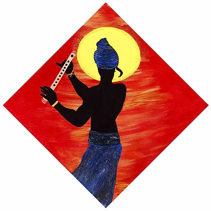 Girdhari painting