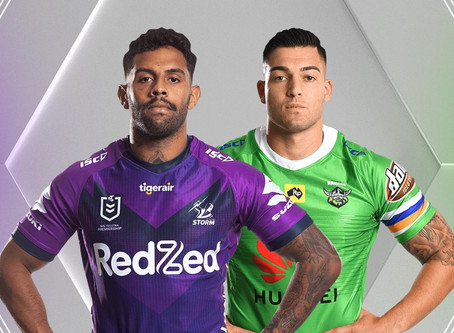 NRL Round 3 - Saturday