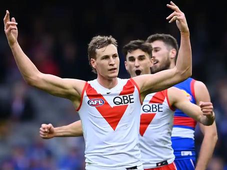 AFL - Sydney v Fremantle Player Prop Preview