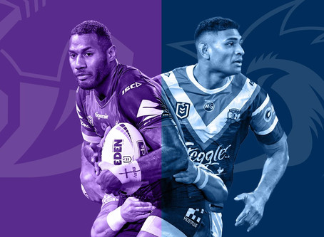 NRL Round 8, 2020 - Thurs/Fri